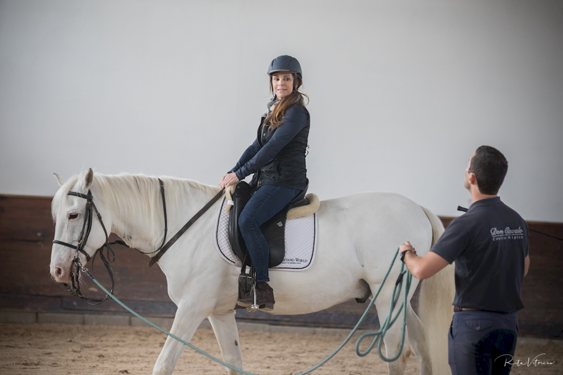 Adapted Equitation/Hippotherapy